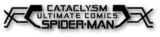 Cataclysm Ultimate Spider-Man (2013) logo