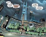 Columbus Circle from Amazing Spider-Man Vol 1 700 001