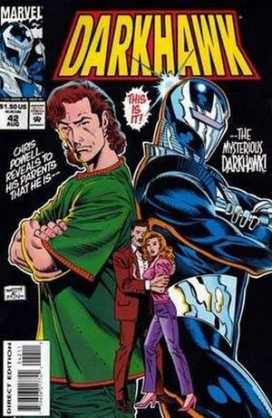 Darkhawk Vol 1 42
