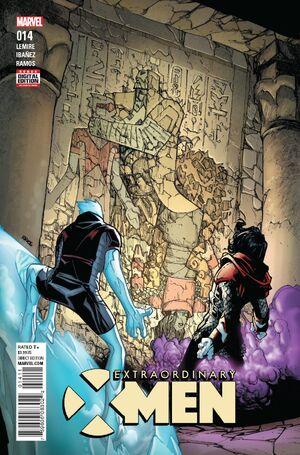 Extraordinary X-Men Vol 1 14