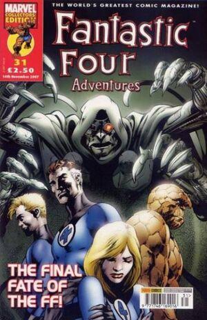 Fantastic Four Adventures Vol 1 31