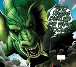 Fin Fang Foom (Earth-97161) from Tails of the Pet Avengers- The Dogs of Summer Vol 1 1 001