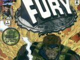 Fury of S.H.I.E.L.D. Vol 1 1