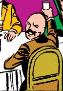 Gregory Gideon (Earth-77640) from Fantastic Four Roast Vol 1 1 0001