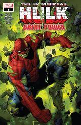 Immortal Hulk: Great Power Vol 1 1