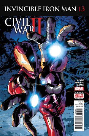 Invincible Iron Man Vol 3 13