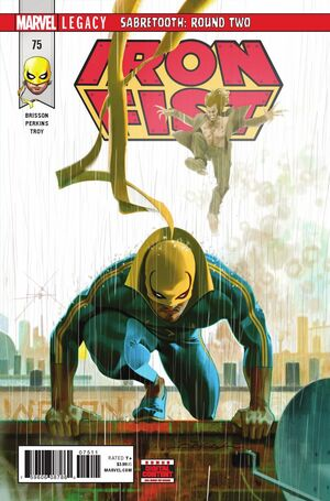 Iron Fist Vol 1 75