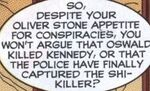 Lee Harvey Oswald (Earth-7642) from Daredevil Shi Vol 1 1 001