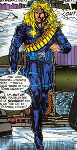 Longshot (Earth-TRN566) from X-Men Adventures Vol 2 11 0001