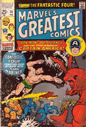 Marvel's Greatest Comics Vol 1 25