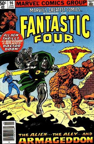 Marvel's Greatest Comics Vol 1 96