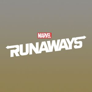 Marvel's Runaways logo 001
