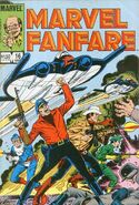 Marvel Fanfare Vol 1 16