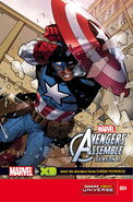 Marvel Universe Avengers Assemble Season Two Vol 1 4