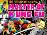 Master of Kung Fu: Bleeding Black Vol 1 1
