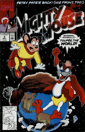 Mighty Mouse Vol 1 8