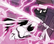 Moon Knight (Tabitha) (Earth-TRN590) from Spider-Man 2099 Vol 3 14 001