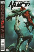 Namor The First Mutant Vol 1 2
