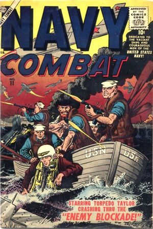 Navy Combat Vol 1 11