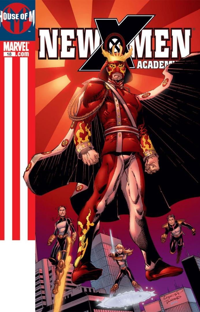 New X-Men Vol 2 18