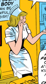 Nurse Fester (Earth-665) from Not Brand Echh Vol 1 3 0001