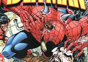 Peter Parker (Earth-9411) from Spectacular Spider-Man (UK) Vol 1 180