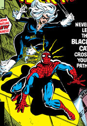 Peter Parker and Felicia Hardy (Earth-616) from Amazing Spider-Man Vol 1 194 0001