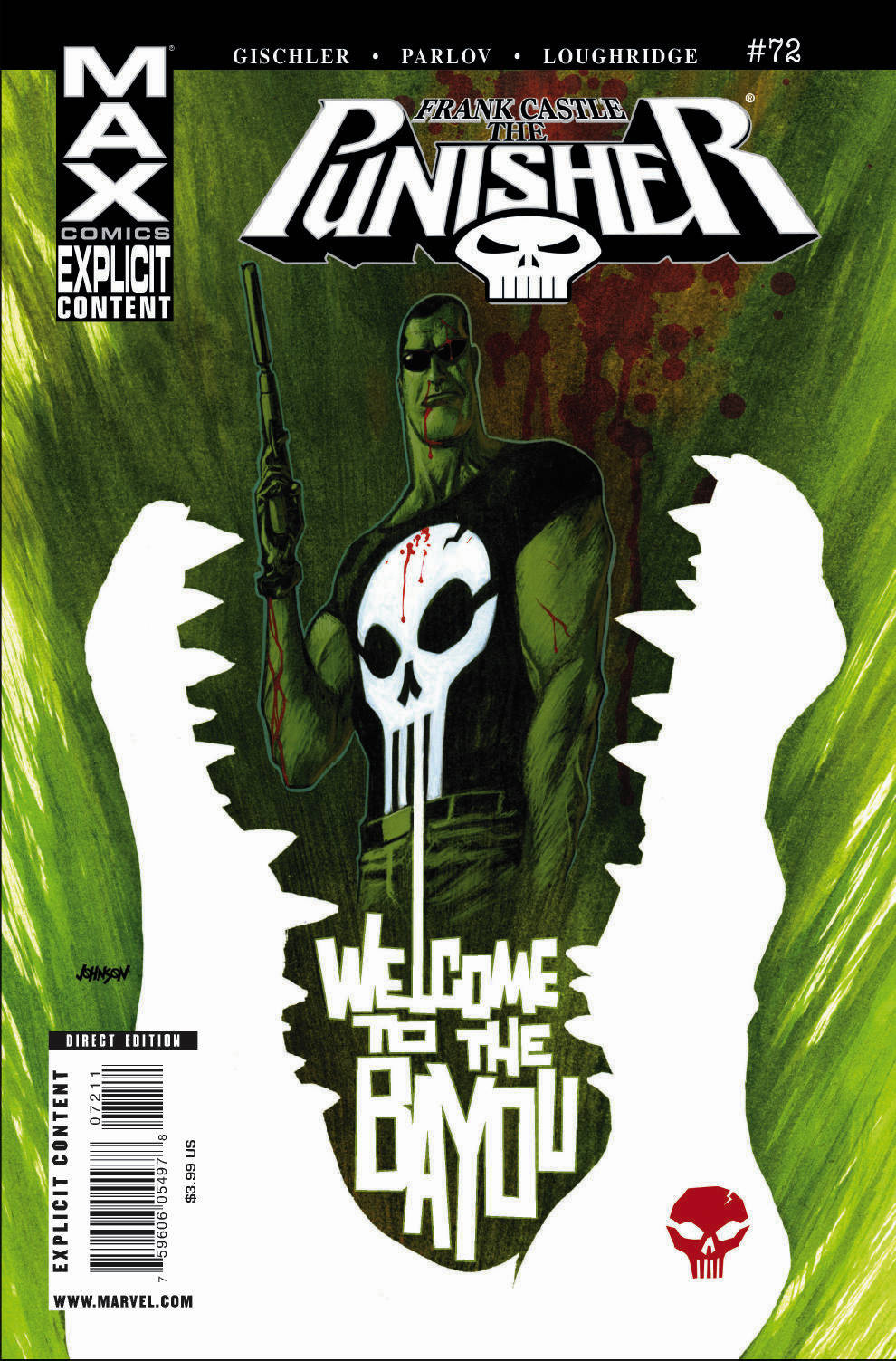 Punisher Frank Castle Max Vol 1 72
