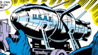 Space-Warp Ship from Incredible Hulk Vol 1 113 001