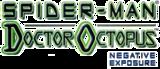 Spider-Man Doctor Octopus Negative Exposure (2003) Logo