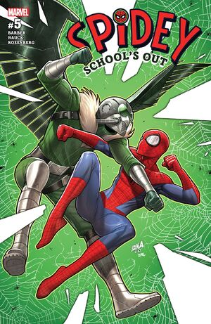 Spidey School's Out Vol 1 5