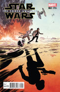 Star Wars The Force Awakens Adaptation Vol 1 2 Samnee Variant
