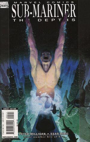 Sub-Mariner The Depths Vol 1 5