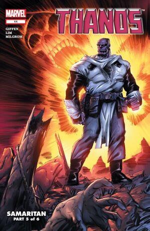 Thanos Vol 1 11