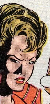 Thelma Hogarth (Earth-616) from Power Man and Iron Fist Vol 1 110 001