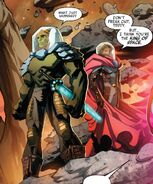 Theodore Altman (Earth-616) and William Kaplan (Earth-616) from Avengers Vol 6 0 001