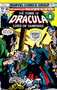 Tomb of Dracula Vol 1 65