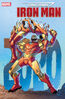 Tony Stark Iron Man Vol 1 19 Woods Variant