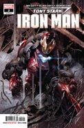 Tony Stark Iron Man Vol 1 2