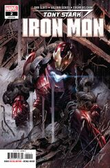 Tony Stark: Iron Man Vol 1 2