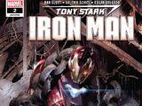 Tony Stark: Iron Man Vol 1 2
