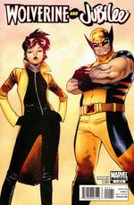 Wolverine and Jubilee Vol 1 1