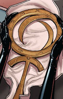 Zodiac Key from Ultimate Spider-Man Vol 1 153 0001