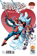 Amazing Spider-Man Renew Your Vows Vol 1 3 La Mole Comic Con Exclusive Variant