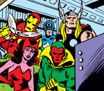 Avengers (Earth-820231) from What If? Vol 1 31 0001