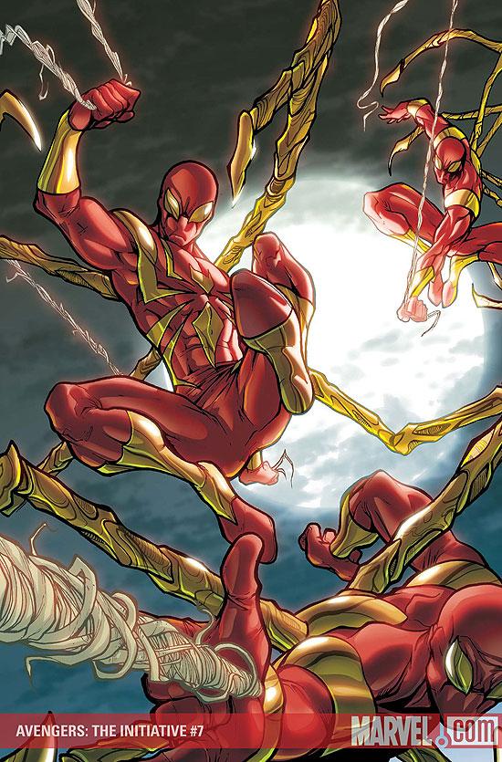 Scarlet Spiders (Earth-616) | Marvel Database | FANDOM