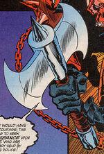 Bloodaxe (Item) from Thunderstrike Vol 1 1 0001