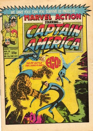 Captain America (UK) Vol 1 27