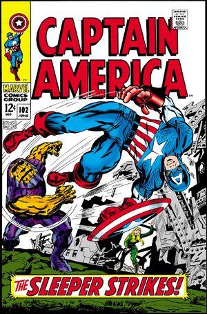Captain America Vol 1 102