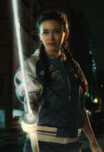 Colleen Wing (Earth-199999) from Marvel's Iron Fist Season 2 10